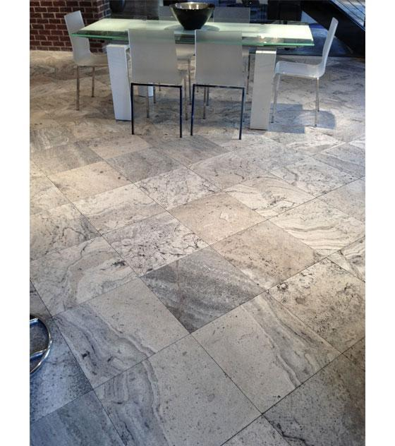 "Sardo Travertine 18"" x 18"" 3"